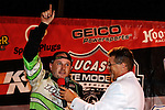 Aug 15, 2010; 12:57:54 AM; Union, KY., USA; TheSunoco Race Fuels North/South 100î running a 50,000-to-win event presented by Lucas Oil at Florence Speedway in Union, KY. Mandatory Credit: (thesportswire.net)