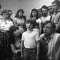 Не хочу быть взрослым (1982)