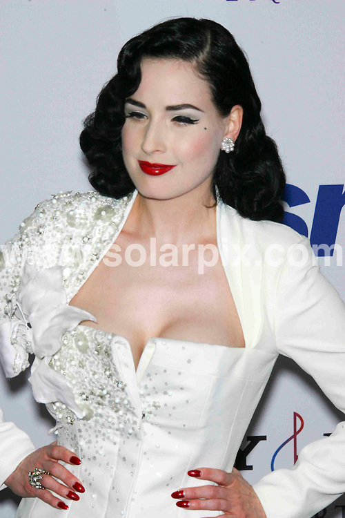 **ALL ROUND PICTURES FROM SOLARPIX.COM**.**SYNDICATION RIGHTS FOR UK, SPAIN, PORTUGAL, AUSTRALIA, S.AFRICA & DUBAI (U.A.E) ONLY**.2008 Clive Davis Pre-GRAMMY Party - Arrivals at The Beverly Hilton Hotel, Beverly Hills, CA, USA. 9th February 2008..This pic: Dita Von Teese..JOB REF: 5749 PHZ    DATE: 09_02_2008.**MUST CREDIT SOLARPIX.COM OR DOUBLE FEE WILL BE CHARGED* *UNDER NO CIRCUMSTANCES IS THIS IMAGE TO BE REPRODUCED FOR ANY ONLINE EDITION WITHOUT PRIOR PERMISSION*