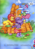Hans, CUTE ANIMALS, paintings+++++,DTSC34,#AC# deutsch, illustrations, pinturas