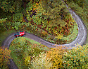 06/10/18<br /> <br /> Mike Pearson and Dexter Blain in their Dellow Mk2<br /> <br /> After battling hours of heavy rain, competitors slither up a hill known as the corkscrew in near Kettleshulme in the Cheshire Peak District National Park. Hundreds of other cars and motorcycles took part in today's Edinburgh Trial. The Motorcyling Club's 94th annual long distance navigation trial started near Tamworth at midnight and finishes this afternoon near Buxton. The original trial ran from London to Edinburgh.<br /> <br /> All Rights Reserved: F Stop Press Ltd. +44(0)1335 344240  www.fstoppress.com www.rkpphotography.co.uk