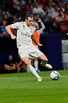 Gareth Bale of Real Madrid during La Liga match between Atletico de Madrid and Real Madrid at Wanda Metropolitano Stadium in Madrid, Spain. September 28, 2019. (ALTERPHOTOS/A. Perez Meca)