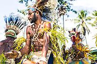 Traditional dancing - Papua New Guinea