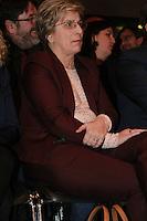 Marie Noelle Lienemann - Dernier meeting de Benoit Hamon avant les primaires de la Gauche ‡ Montreuil, le 26/01/2017. # DERNIER MEETING DE BENOIT HAMON AVANT LES PRIMAIRES DE LA GAUCHE