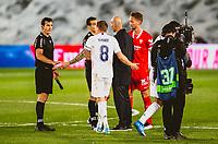 2021.05.09 La Liga Real Madrid VS Sevilla FC