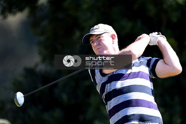 NELSON, NEW ZEALAND - SEPTEMBER 30: 2015 South Island Masters Games - Golf at Greenacres on September 30, 2015 in Nelson, New Zealand. (Photo by: Chris Symes Shuttersport Limited)