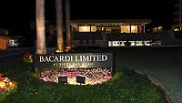 Bacardi reception