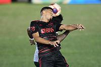Saquarema (RJ), 27/03/2021 - Boavista-Flamengo - Rodrigo Muniz jogador do Flamengo,durante partida contra o Boavista,válida pela 6ª rodada da Taça Guanabara,realizada no Estádio  Elccyr Resende,distrito de Bacaxá,Saquarema (RJ),neste sábado (27).