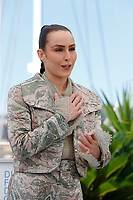 """CANNES, FRANCE - JULY 13:  Noomi Rapace at the """"Lamb"""" photocall during the 74th annual Cannes Film Festival on July 13, 2021 in Cannes, France. <br /> CAP/GOL<br /> ©GOL/Capital Pictures"""