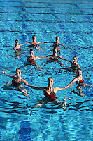 3 October 2005: Erin Bell, Samantha Bongiovanni-Duclos, Poppy Carlig, Hilary Homenko, Melissa Knight, Elizabeth Anne Markman, Katherine Norris, Courtenay Stewart. (not in that order)