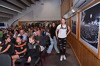 2021 Cricket Wellington junior awards at the Basin Reserve in Wellington, New Zealand on Sunday, 18 April 2021. Photo: Dave Lintott / lintottphoto.co.nz