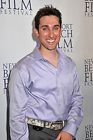 "PAUL J. ALESSI, producer/actor .""Knuckle Draggers"" Premiere at the 2009 Newport Beach Film Festival held at Edwards Cinemas, Newport Beach, CA, USA..April 27th, 2009.half length purple shirt .CAP/ADM/BP.©Byron Purvis/AdMedia/Capital Pictures."