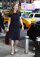 NEW YORK, NY- October 01: Chelsea Clinton at Good Morning America in New York City promoting her new book on October 01, 2019. Credit: RW/MediaPunch