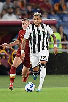 23rd September 2021;  Stadio Olimpicom, Roma, Italy; Serie A League Football, Roma versus Udinese; Roberto Pereyra of Udinese