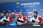 Syria's Press Conference prior to their 2018 FIFA World Cup Russia Final Qualification Round Group A match between Syria vs Korea  Republic at the Tuanku Abdul Rahman Stadium on 05 September 2016, in Paroi, Malaysia. Photo by Simon Yap / Lagardere Sports