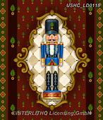 Liz,CHRISTMAS SYMBOLS, WEIHNACHTEN SYMBOLE, NAVIDAD SÍMBOLOS, LizDillon, paintings+++++,USHCLD0118,#XX# ,nutcracker,