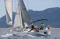 Mijito II .I REGATA CAP I CUA, Oliva-Canet d'en Berenguer. 6-7- Junio 2009
