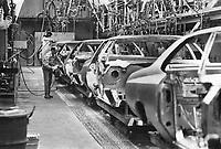 General Motors Centre, Oshawa (Ont.)<br /> <br /> Photo : Boris Spremo - Toronto Star archives - AQP