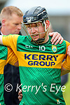 Brandon Barrett, Kerry before the National hurling league between Kerry v Down at Austin Stack Park, Tralee on Sunday.