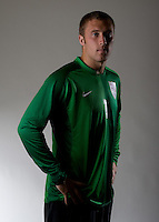 Chris Seitz. U20 men's national team portrait photoshoot before the start of the FIFA U-20 World Cup in Canada. June 22, 2007.