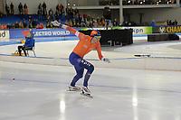SPEEDSKATING: HEERENVEEN: 10-01-2020, IJsstadion Thialf, European Championship distances, 1500m Men, Patrick Roest (NED), ©foto Martin de Jong