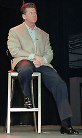 Vince McMahon 2000                                                            Photo By John Barrett/PHOTOlink