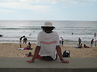 Aussie Lifeguard, Manly Beach
