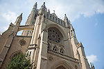 Of neogothic design and architecture, the Washington National Cathedral in Washington, DC is the sixth largest in the world and second largest in the United States.