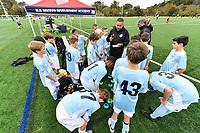 Advance, NC - October 27, 2018: U-13 Boys U.S. Soccer Development Academy - East Regional Showcase on Saturday, October 27th, 2018, at BB&T Soccer Park in Advance, NC.