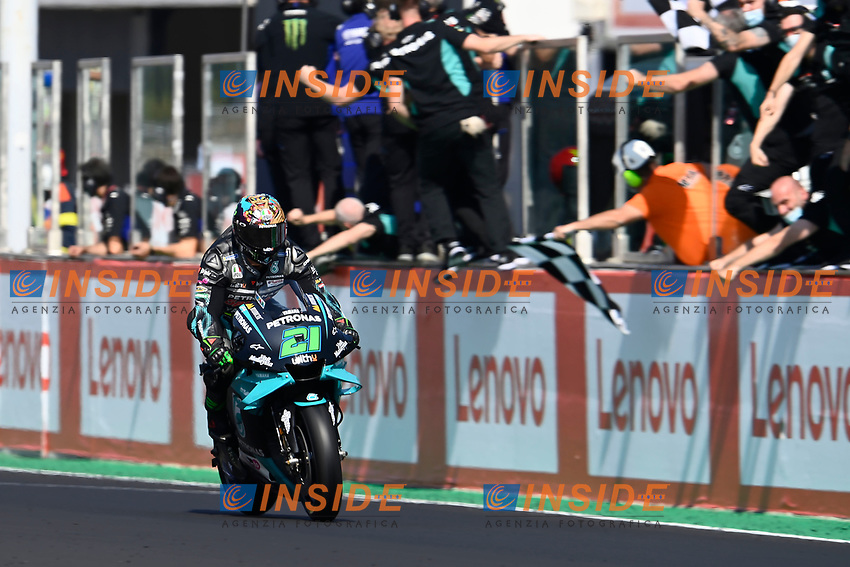Franco Morbidelli , MotoGP race, San Marino MotoGP, 13 September 2020<br /> Misano 13/09/2020 Moto Gp San Marino e Riviera di Rimini <br /> Photo Gareth Harford / Gold and Goose Photography Petronas Press Office / Insidefoto<br /> EDITORIAL USE ONLY