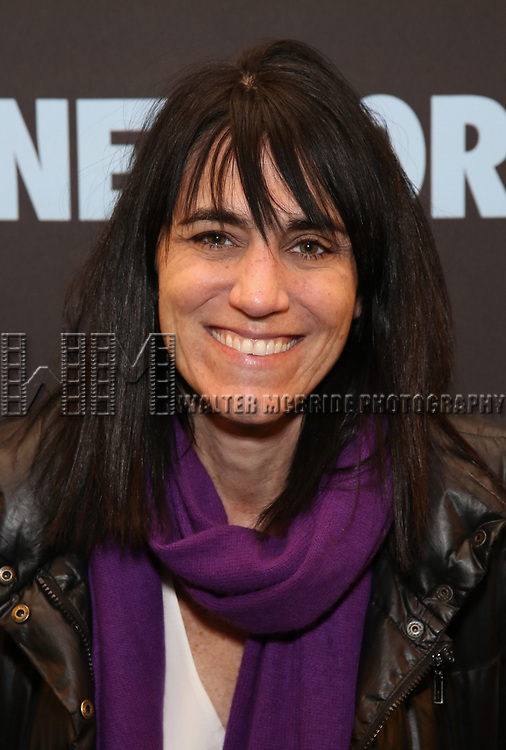 """Leigh Silverman attends the Broadway Opening Night Performance  for """"Network"""" at the Belasco Theatre on December 6, 2018 in New York City."""