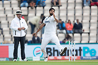 Ishant Sharma of India in action during India vs New Zealand, ICC World Test Championship Final Cricket at The Hampshire Bowl on 20th June 2021