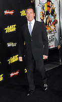 Premiere of The Last Stand