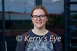 Jade Lang, Barrow at the walk on vaccinations underway at the Tralee vaccination centre at the Sports Academy at the MTU tralee.