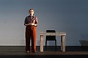 """Maxine Peake in """"Avalanche: A Love Story"""", by Julia Leigh, directed by Anne-Louise Sarks, at the Barbican Theatre from 1st - 12th May, as part of Fertility Fest. Picture shows: Maxine Peake."""