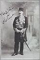 Turkey 1905 .Abdel Razzak Bedir Khan, nephew of Ali Chamil Pacha  .<br /> Turquie 1905  .Abdel Razzak Bedir Khan, neveu de Ali Chamil Pacha