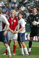 Tommy Bechmann, left, Nick Garcia, middle, Jonny Walker, right, Denmark vs. USA, 2004.
