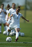 Amanda Lebo, U-17 US WNT, March 12, 2004