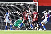 Joe Rothwell of Blackburn Rovers scores to make the score 2-1 during AFC Bournemouth vs Blackburn Rovers, Sky Bet EFL Championship Football at the Vitality Stadium on 12th September 2020