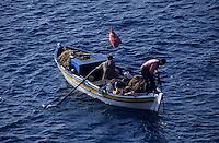 Europe/Turquie/Env de Finike : Départ pour la pêche