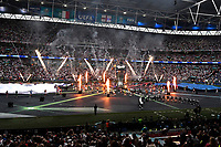 A view of the closing ceremony before the Uefa Euro 2020 Final football match between Italy and England at Wembley stadium in London (England), July 11th, 2021. <br /> Photo Andrea Staccioli / Insidefoto