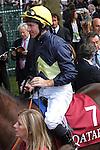10-04 Prix Jean-Luc Lagardère. Grade 1.  Jockey Jim Fortune.Winner : Siyouni. Jockey : G. Mossé. Owner : H.H Aga Khan. Trainer : A. de Royer Dupré. 2nd Place for Pounced with Jim Fortune. 3rd Place for Buzzword with A. Ajtebi.
