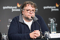 "Mexican director Guillermo del Toro during press conference of presentation of film 'The Shape of Water"" during Sitges Film Festival in Barcelona, Spain October 05, 2017. (ALTERPHOTOS/Borja B.Hojas) /NortePhoto.com /NortePhoto.com"