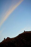 Sunrise Jaipur Amber Fort Rajasthan, India