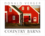 Country Barns 2012 Calendar