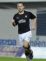 10/01/2009  Copyright Pic: James Stewart.File Name : sct_jspa22_falkirk_v_qots.GRAHAM BARRETT CELEBRATES AFTER HE SCORES FALKIRK'S THIRD.James Stewart Photo Agency 19 Carronlea Drive, Falkirk. FK2 8DN      Vat Reg No. 607 6932 25.Studio      : +44 (0)1324 611191 .Mobile      : +44 (0)7721 416997.E-mail  :  jim@jspa.co.uk.If you require further information then contact Jim Stewart on any of the numbers above.........