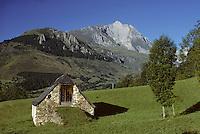 Europe/France/Midi-Pyrénées/65/Hautes-Pyrénées/Env Arrens-Marsous: Col du Soulor et vallée
