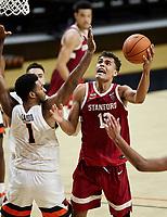 Oregon State University v Stanford Basketball M, January 04, 2021