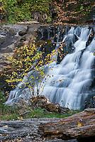 Kent Falls State Park, Kent, Connecticut, USA