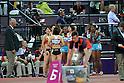 2012 Olympic Games - Athletics - Women's 4x100m Relay Round 1